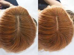 how to blend in gray roots of black hair with highlig 9 redhead friendly approved root cover up products