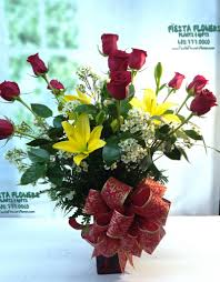 a dozen roses same day delivery luxury with yellow lilies a dozen roses r 1734