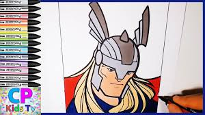 avengers coloring pages part 8 thor avengers coloring pages