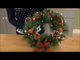 christmas wreath crafts and inspiration the wilko way youtube