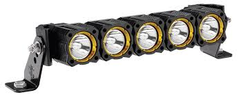 kc hilites flex 10 spot 50 watts led array light bars expandable