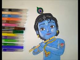 coloring pages krishna movie colouring kids