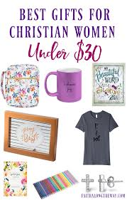 gifts for a woman best gifts for christian women 30