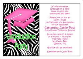 graduation party invitation wording find your party invitations wording for graduations graduation