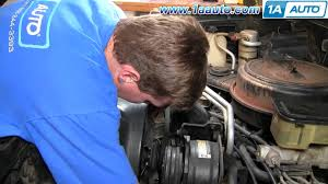 how to install replace radiator fan clutch chevy ford dodge 1aauto