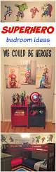 boys superhero bedroom the bakermama