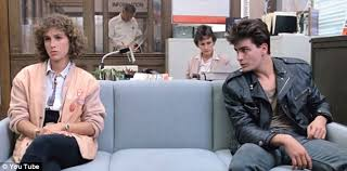Ferris Bueller Halloween Costume Charlie Sheen Reprises Ferris Bueller U0027s Character