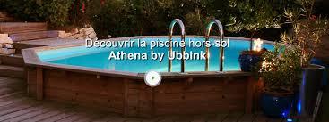 Piscine Encastrable Pas Cher by Piscine Hors Sol Bois Athena L 6 1 X L 4 X H 1 2 M Leroy Merlin