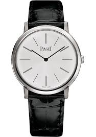 piaget altiplano piaget altiplano ultra thin mechanical 38 mm white gold
