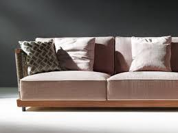 canap d angle bois et chiffon canapé d angle jaiphur canapé tissu et bois