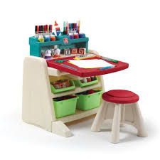 How To Organize A Small Desk by Step2 Deluxe Art Master Desk With Chair Toys