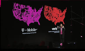 Metro Pcs Coverage Map by Projected End Of 2017 Coverage Map Tmobile