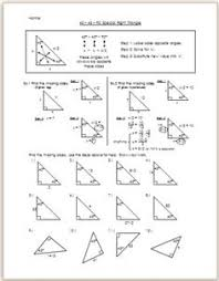 special right triangles 45 45 90 worksheet free worksheets library