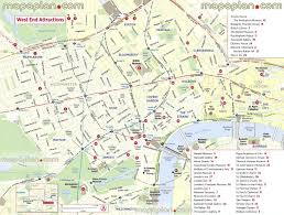 maps update 16001127 map of london england with tourist