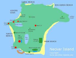 island on map island map