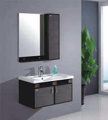 modern bathroom japanese design floating wash contemporary mirror