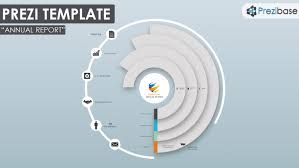 business report template business prezi templates prezibase annual report business prezi template