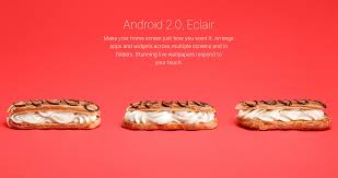 android eclair android 2 0 2 1 eclair androidheadlines