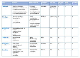 chiefexecutive net chief executive magazine editorial calendar editorial guidelines