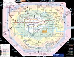 London Subway Map by Tube Map Of London U2022 Mapsof Net