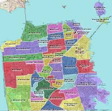san francisco map quilt zeroing in on safe streets does sf measure up kalw