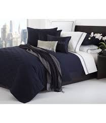 boss windsor navy duvet cover set