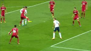 Penalty Flag Football Ref Watch David Luiz Red Liverpool And Tottenham Penalty Claims