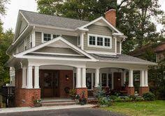 the perfect paint schemes for house exterior painted brick