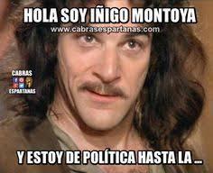 Inigo Montoya Meme Generator - when people ask me about my new job love this random stuff