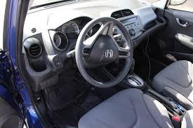 2013 Honda Fit Interior Review 2010 Honda Fit U2013 Driveandreview