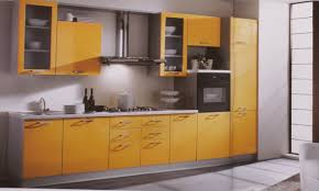 Painted Metal Kitchen Cabinets Melamine Kitchen Cabinets Painting Metal Kitchen Cabinets