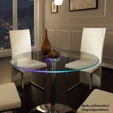 Large Round Dining Room Tables Large Round Dining Table Ebay