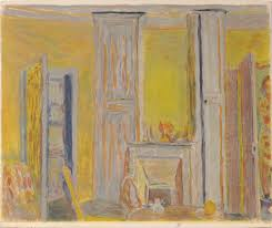 le chambre la chambre jaune the yellow room bonnard william weston