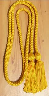 graduation cord buy gold graduation cords direct from the manufacturer cords