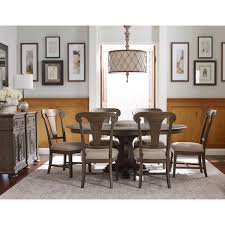 kincaid furniture greyson formal dining room group hudson u0027s