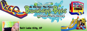 party rentals utah bouncin bins party rentals utah deals and coupons