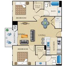 2 bedroom floorplans the orsini availability floor plans pricing