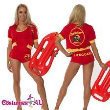 Lifeguard Halloween Costume Lifeguard Costume Women U0027s Costumes Ebay