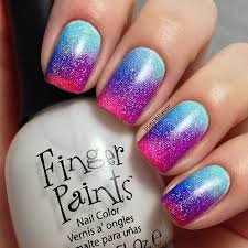 fun summer gradient trends u0026 style nail designs pinterest