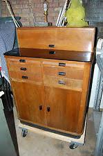 Art Deco Round Display Cabinet Antique Dental Cabinet Ebay