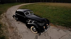 1937 cord 812 sc westchester sedan f233 houston 2015
