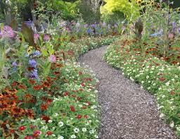 Flower Garden Ideas Pictures Summer Flower Garden Border Ideas