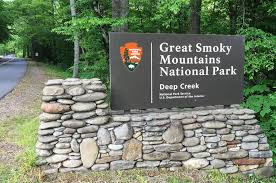 North Carolina national parks images Deep creek great smoky mountains tubing bryson city waterfalls jpg