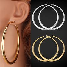 large gold hoop earrings top 1st horn handmade jewelry supplier from