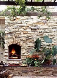 garden walls stone stone walled