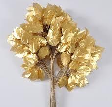 1 5m artificial ficus for table centerpiece decoration gold