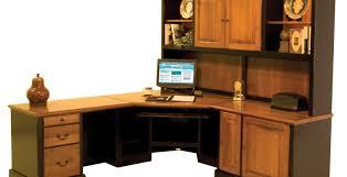 Stylish Computer Desk Furniture Home Office Furniture Amish Custom Computer Desk