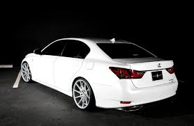 white lexus gs 350 f sport customized lexus gs350 f sport exclusive motoring miami fl