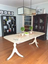 painting a duncan phyfe dining room table barnaclebutt how to paint a duncan phyfe dining table