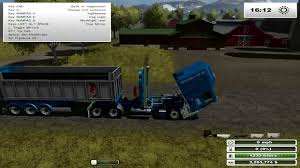 kenworth 2013 models farming simulator 2013 oversize mod showcase kenworth road